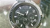 Armani Exchange Model AX1253 Wrist Watch Black Band